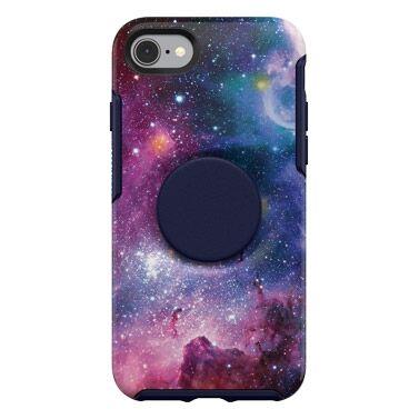 iPhone8/7 ケース Otter + Pop SYMMETRY BLUE NEBULA iPhone 8/7_0