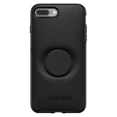iPhone8 Plus/7 Plus ケース Otter + Pop SYMMETRY BLACK iPhone 8 Plus/7 Plus_0