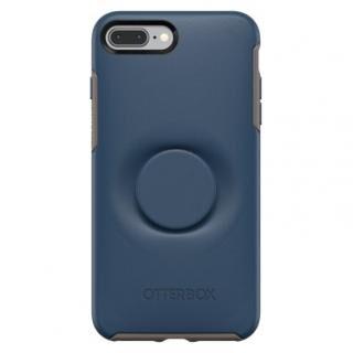 iPhone8 Plus/7 Plus ケース Otter + Pop SYMMETRY GO TO BLUE iPhone 8 Plus/7 Plus