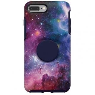 iPhone8 Plus/7 Plus ケース Otter + Pop SYMMETRY BLUE NEBULA iPhone 8 Plus/7 Plus