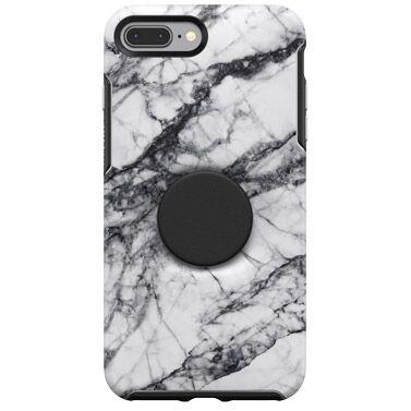 iPhone8 Plus/7 Plus ケース Otter + Pop SYMMETRY WHITE MARBLE iPhone 8 Plus/7 Plus【3月上旬】_0