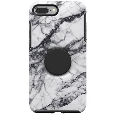 iPhone8 Plus/7 Plus ケース Otter + Pop SYMMETRY WHITE MARBLE iPhone 8 Plus/7 Plus_0