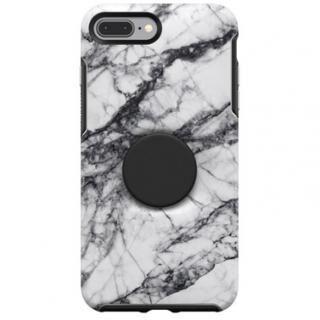iPhone8 Plus/7 Plus ケース Otter + Pop SYMMETRY WHITE MARBLE iPhone 8 Plus/7 Plus【7月下旬】