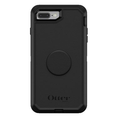 iPhone8 Plus/7 Plus ケース Otter + Pop DEFENDER BLACK iPhone 8 Plus/7 Plus_0