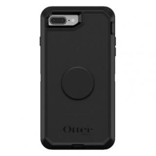 iPhone8 Plus/7 Plus ケース Otter + Pop DEFENDER BLACK iPhone 8 Plus/7 Plus