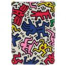 Keith Haring Collection Flip Cover  iPad mini/2/3Chaos