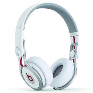 Beats by dr.dre Mixr オンイヤーヘッドフォン ホワイト