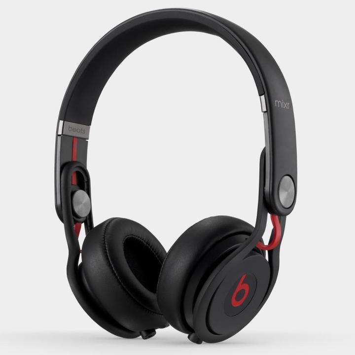 Beats by dr.dre Mixr オンイヤーヘッドフォン ブラック
