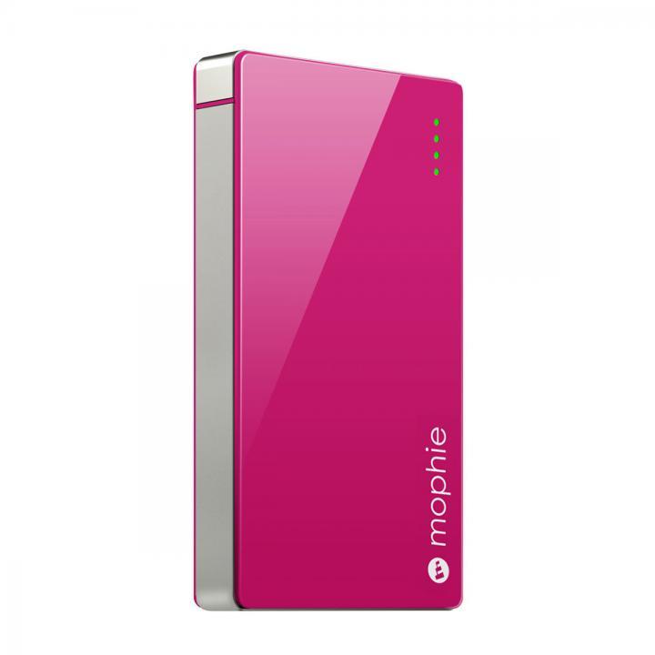 [2500mAh]モバイルバッテリー PowerStation Mini ピンク