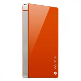[4000mAh]艶のある鮮やかなカラー モバイルバッテリー PowerStation 4000 オレンジ