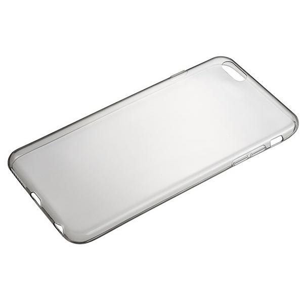 iPhone6 Plus ケース Helium 最薄部0.6mmTPUケース マットスモーク iPhone 6 Plus_0