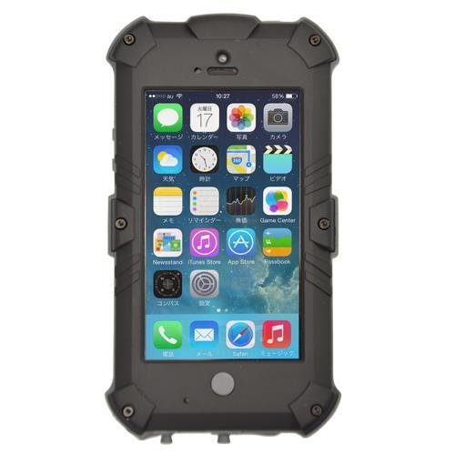 iPhone SE/5s/5 ケース 防滴&耐ショックケース  iPhone SE/5s/5_0