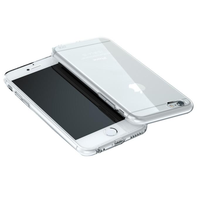 【iPhone6 Plusケース】ウルトラスリム TPUクリアケース クリア iPhone 6 Plus_0