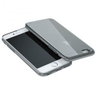 ウルトラスリム TPUクリアケース グレー iPhone 6