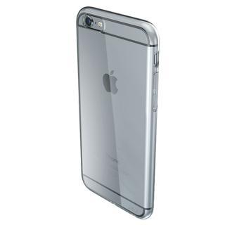 【iPhone6ケース】ウルトラスリム TPUクリアケース グレー iPhone 6_1