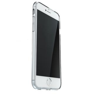 【iPhone6ケース】ウルトラスリム TPUクリアケース グレー iPhone 6_2