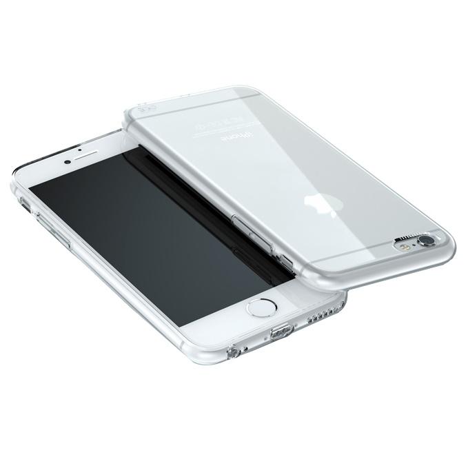 【iPhone6ケース】ウルトラスリム TPUクリアケース クリア iPhone 6_0