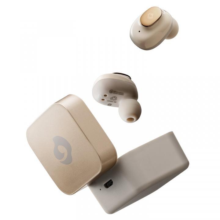 GLIDiC Sound Air TW-5000 完全ワイヤレスイヤホン シャンパンゴールド_0