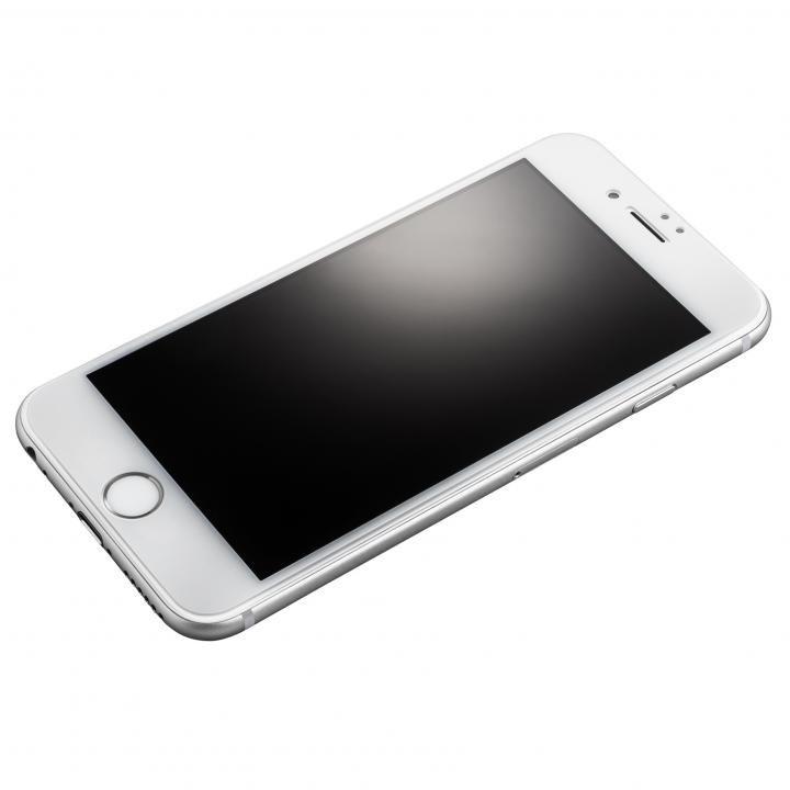 iPhone8 Plus/7 Plus フィルム GRAMAS フルカバー強化ガラス ホワイト iPhone 8 Plus/7 Plus_0