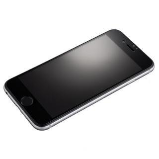 【iPhone8】GRAMAS フルカバー強化ガラス ブラック iPhone 8/7