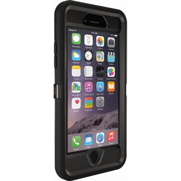 耐衝撃ケース OtterBox Defender ブラック iPhone 6