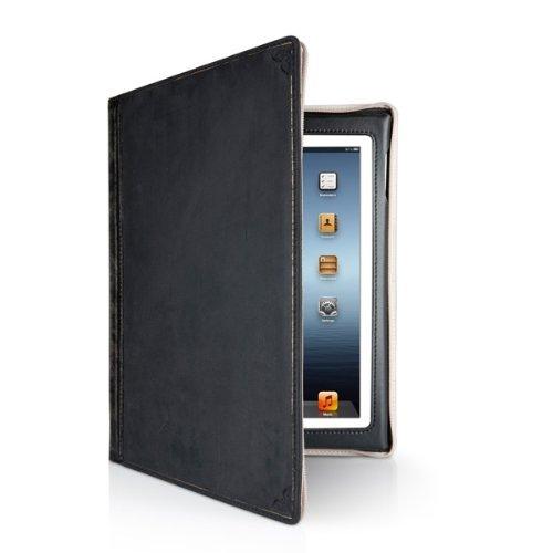 Twelve South BookBook v2 クラシックブラック iPad(第2-4世代)_0