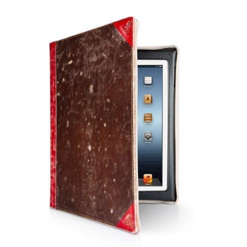 Twelve South BookBook v2 ヴィブラントレッド iPad(第2-4世代)_0