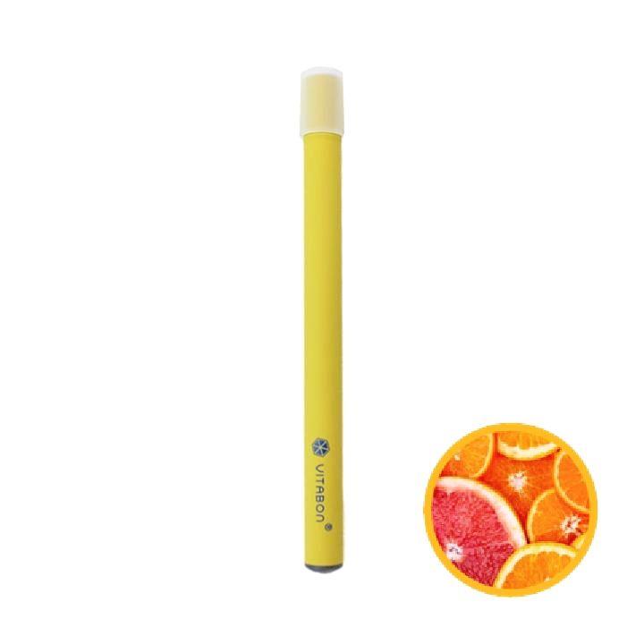 電子ビタミン水蒸気スティック VITABON オレンジ&グレープフルーツ_0