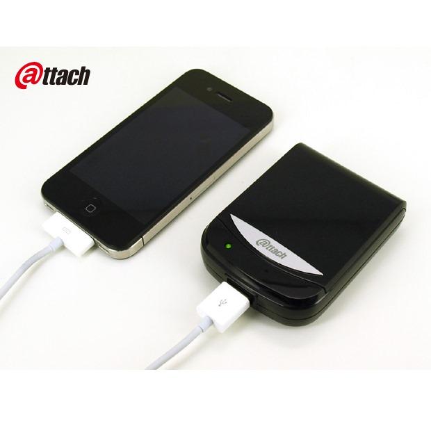 乾電池式充電器「バッテリーチャージャー」 簡易充電