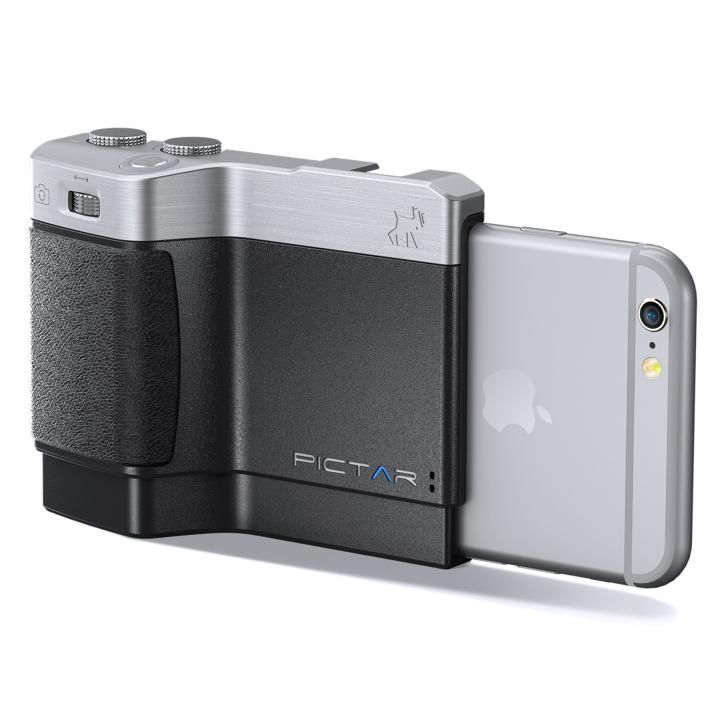 iPhone用カメラグリップ Pictar One iPhone 8/7/SE/6s/6/5s/5/4s