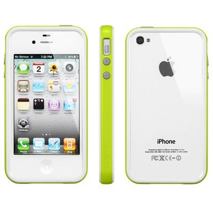 Spigen Case Neo Hybrid2S Snow Series Lime_0