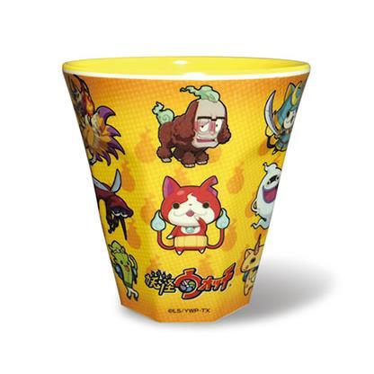 妖怪ウォッチ メラミンカップ 妖怪たち