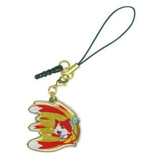 【9月下旬】妖怪ウォッチ メタルチャーム ジバニャンひゃくれつ肉球