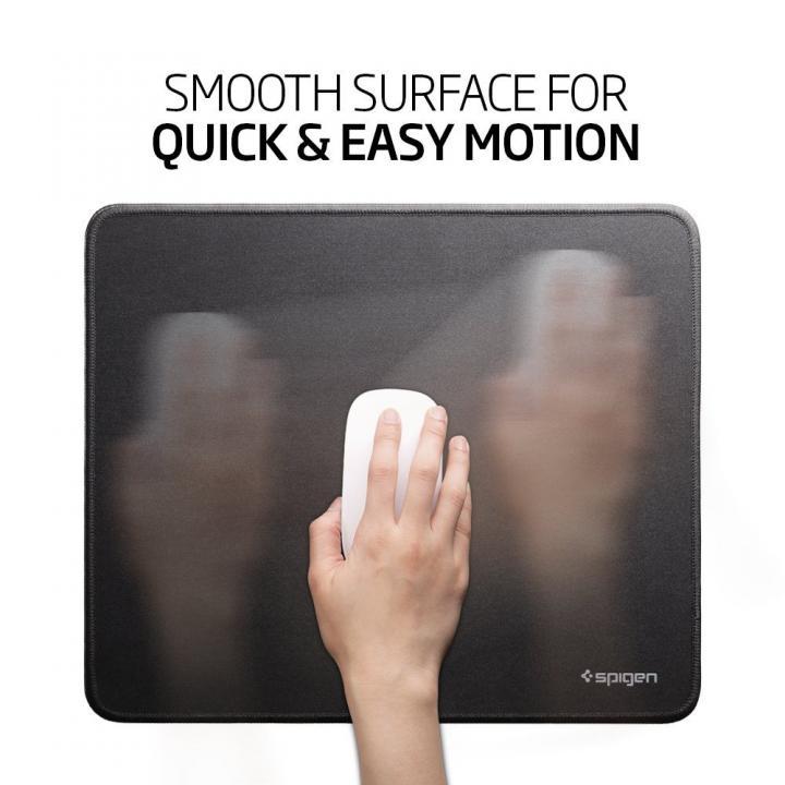 【高品質・ゲーミング向き】Spigen マウスパッド A100_0