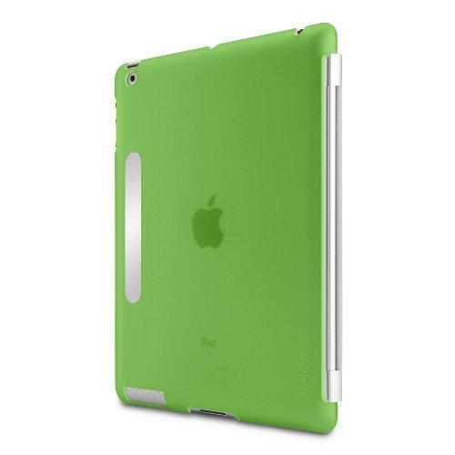 スナップシールド セキュア iPad第4・3世代 対応 グリーン_0