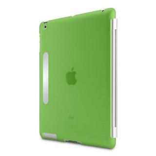 スナップシールド セキュア iPad第4・3世代 対応 グリーン