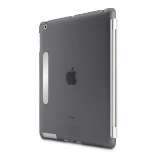 スナップシールド セキュア iPad第4・3世代 スモーク