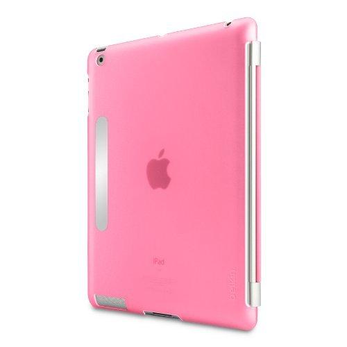 [2017夏フェス特価]スナップシールド セキュア iPad第4・3世代 対応 ピンク