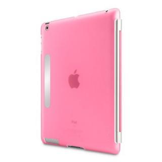 スナップシールド セキュア iPad第4・3世代 対応 ピンク