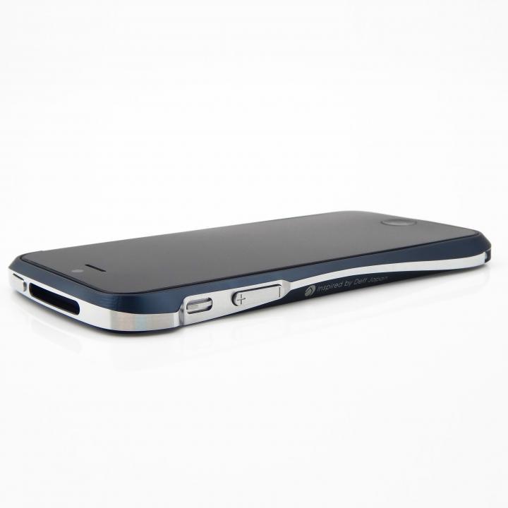 iPhone SE/5s/5 ケース CLEAVE ALUMINUM BUMPER  iPhone SE/5s/5 ミッドナイトブルー_0