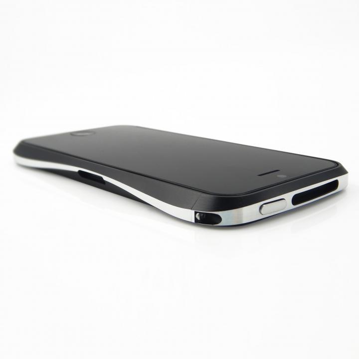 【iPhone SE/5s/5ケース】CLEAVE ALUMINUM BUMPER  iPhone SE/5s/5 メテオブラック_0