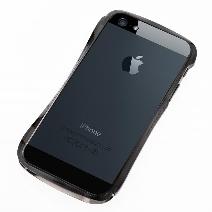 CLEAVE Bumper  iPhone SE/5s/5 Crystal Edition Dark Side Black