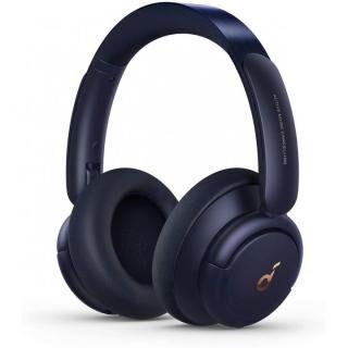 Anker Soundcore Life Q30 ワイヤレスヘッドホン ブルー