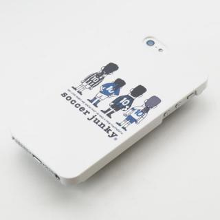 【iPhone SE/5s/5ケース】Fantasista history(ホワイト) iPhone5ケース