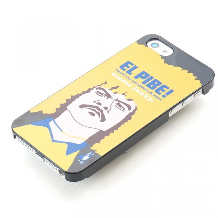 EL PIBE(ブラック) iPhone5ケース