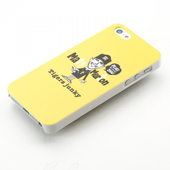 iPhone SE/5s/5 ケース 9 マット・マートン(イエロー) iPhone5ケース_0