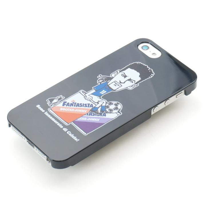 【iPhone SE/5s/5ケース】FANTASISTA(ブラック) iPhone5ケース_0