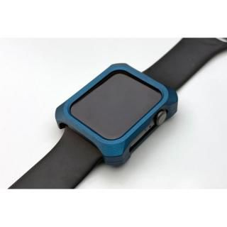 ギルドデザイン Solid bumper ソリッドバンパー for Apple Watch 44mm、Series4.5.6/SE用 マットブルー