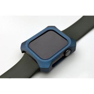 ギルドデザイン Solid bumper ソリッドバンパー for Apple Watch 40mm、Series4.5.6/SE用 マットブルー