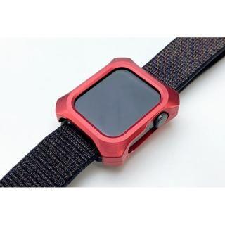 ギルドデザイン Solid bumper ソリッドバンパー for Apple Watch 40mm、Series4.5.6/SE用 レッド